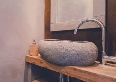 microcement på badeværelset