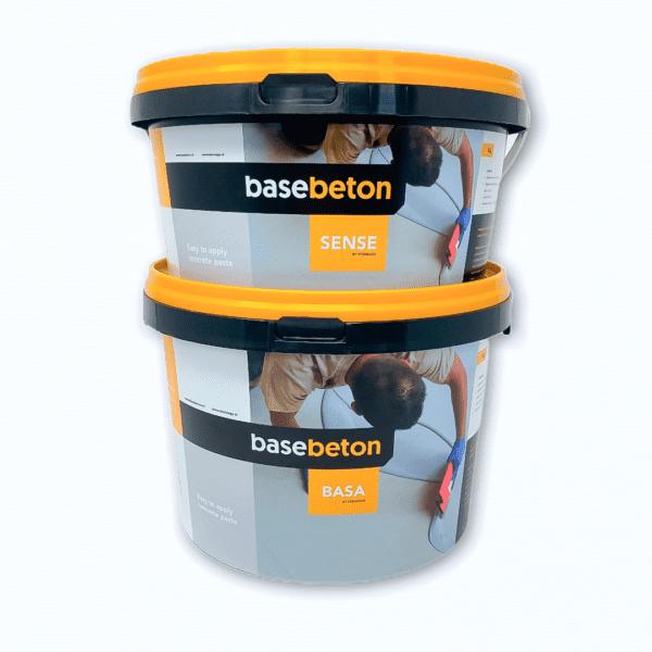Microcement set