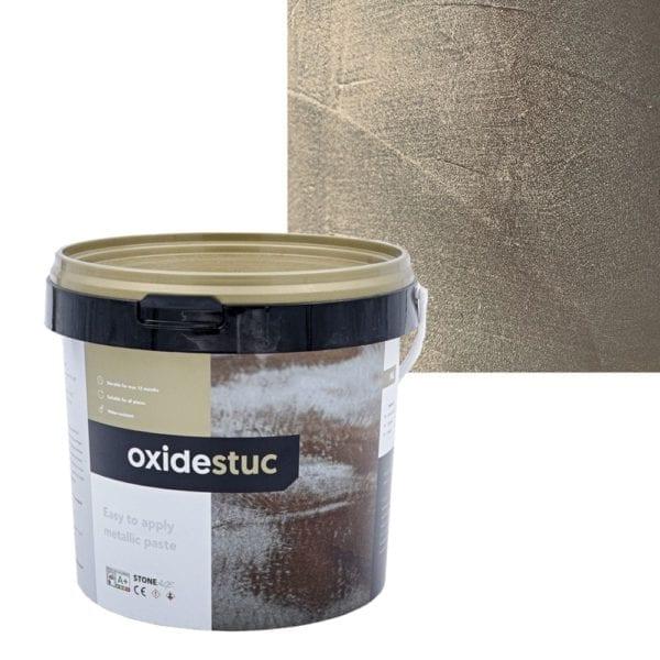 OxideStuc Bronze