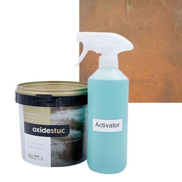 OxideStuc Rust + Activator